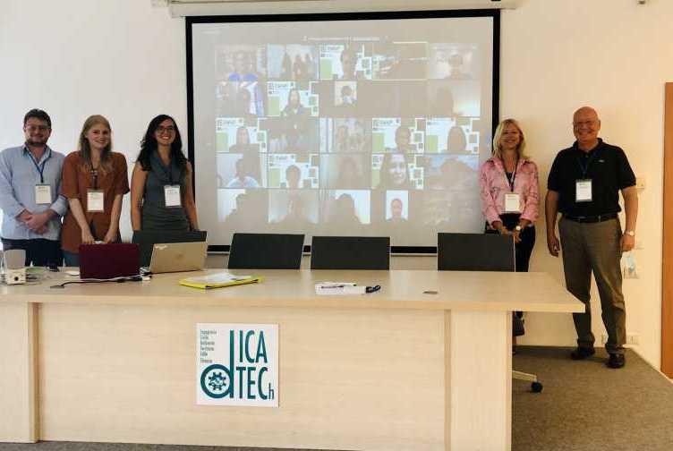 Hybrid Consortium Meeting in Bari